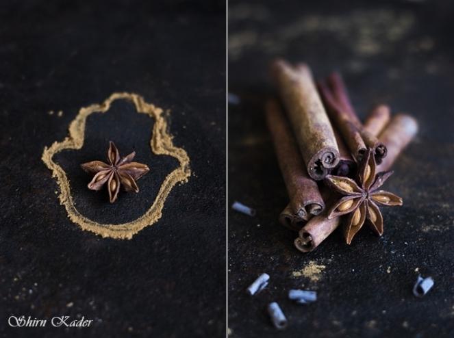 Przyprawy do czekolady